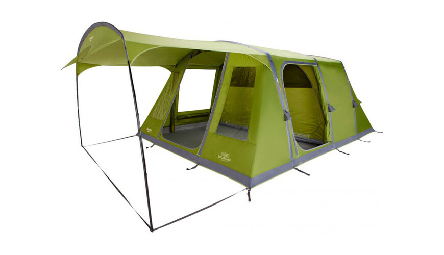 Vango Solaris 600 tent groen